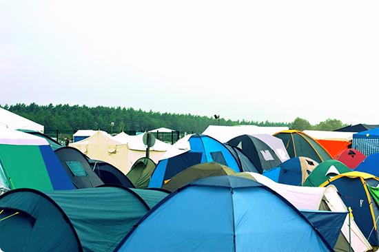 Camp Zelte