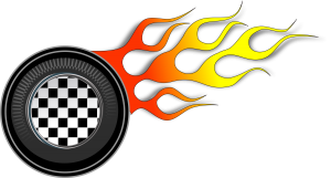 License https://openclipart.org/detail/118681/racing-wheel