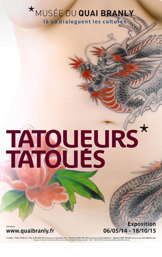 Tattoo Ausstellung Paris, 2014